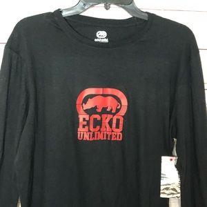 Ecko Unlimited Shirts - Ecko Unlitd. Long Sleeve Tee Size S NWT